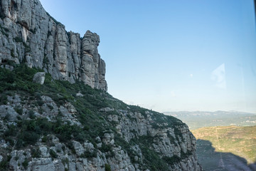 teleferic upload, Sanctuary of Our Lady of Montserrat