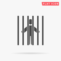 Prisoner. Characters people. Crime.