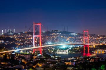 Fotomurales - Bosphorus Bridge, Istanbul
