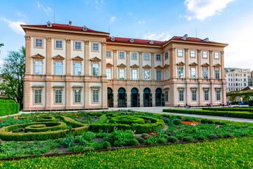 Liechtenstein City Palace in Vienna, Austria