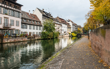 Little France La Petite France , a historic quarter of the city of Strasbourg in eastern France