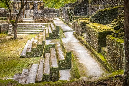 Mayan Ruins at Cahal Pech, Belize