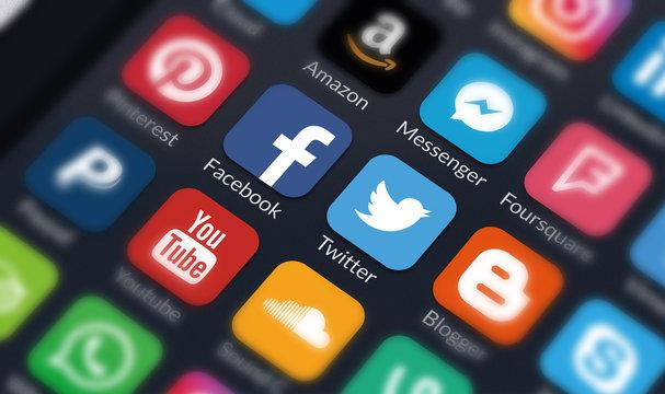 applications social media