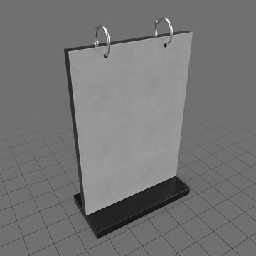 Table tent template 1