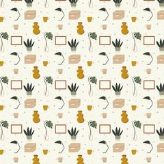 Homely Interior Design Pattern