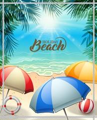 blank beach