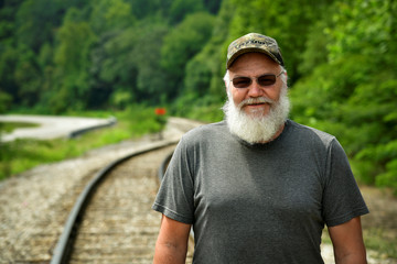 Veteran coal miner who used to work for the bankrupt company BlackJewel in Cumberland