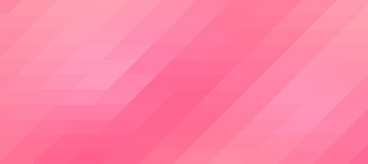 Abstract pink background. Mosaic. Geometric pattern. Fototapete