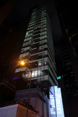 H Queen's, a multistorey building with a gallery space is seen at Central, in Hong Kong