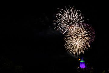Illumination und Feuerwerk