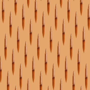 Gold Bullet Pattern on Gold