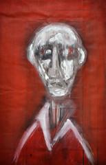depressed portrait
