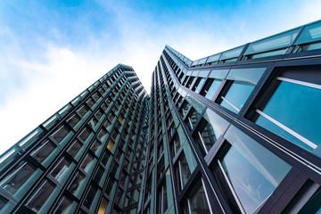 Dancing Towers, St. Pauli, Hamburg, Germany