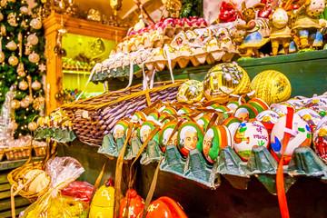 The Easter eggs with Mozart, Salzburg, Austria