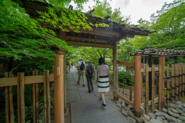 松島の円通院のお庭