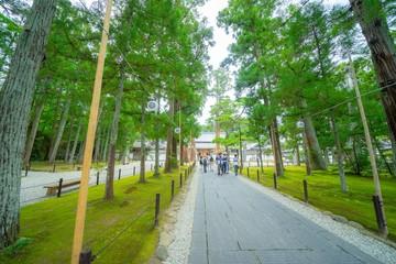 松島の瑞巌寺