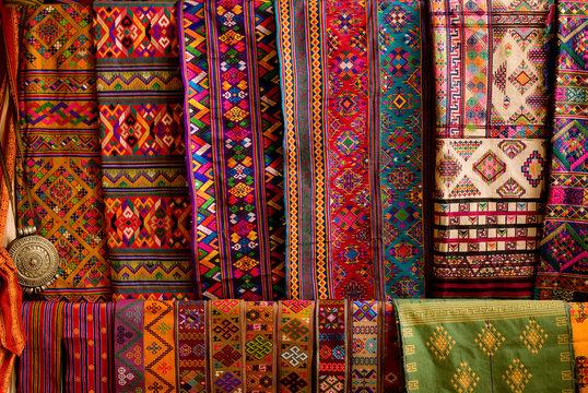 Bhutan fabrics for sale, Bhutan