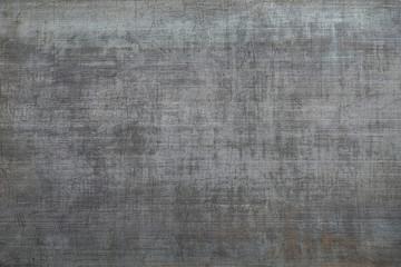 Brushed metal texture.
