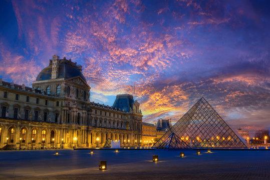 The city of Paris france