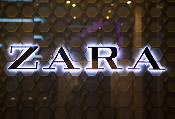 Zara shop in Sidney, Australia. It is a company dedicated to the manufacturing of home textiles and was founded at 2003.