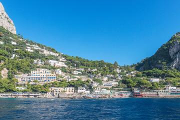 Italy, Isle of Capri, Marina Piccola