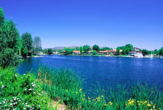 Westlake Village, Los Angeles County, California, USA.
