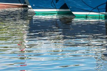 Florida, Sanibel, Marina Reflections