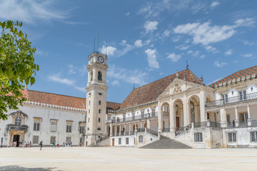 Université de Coimbra, Portugal