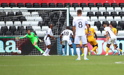 2019 Championship Football Swansea v Preston North End Aug 17th