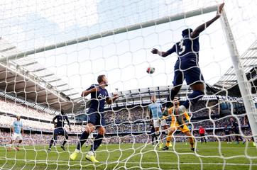 Premier League - Manchester City v Tottenham Hotspur