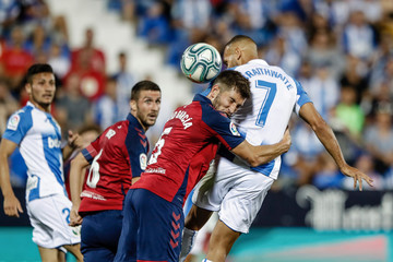 2019 La Liga Football Leganes v Osasuna Aug 17th