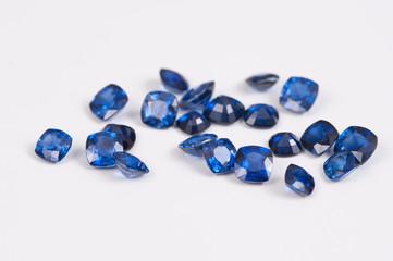 Natural Loose Blue Sapphire Gemstone.