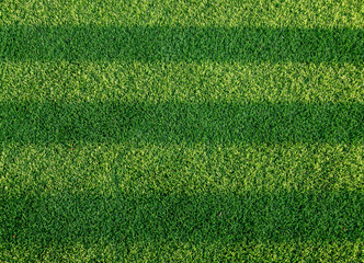Artificial turf is background