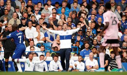 Premier League - Chelsea v Leicester City