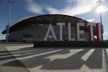 La Liga Santander - Atletico Madrid v Getafe