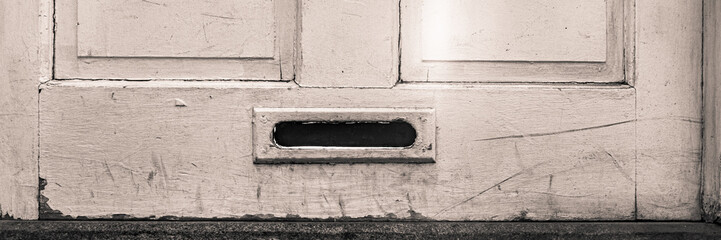 Low Mail Slot