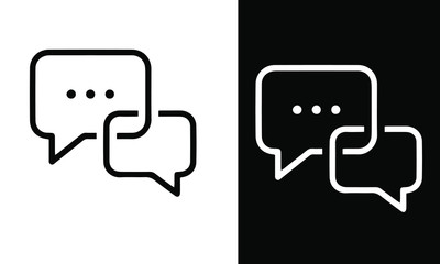 office icons vector design black and white