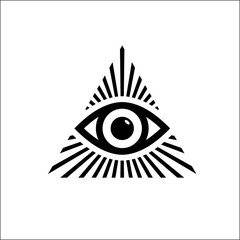 All Seeing Eye Symbol