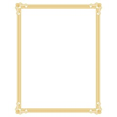 Frame with twig. Fashion graphic background. Modern stylish abstract texture. Colorful template for prints, template for prints, label, banner, photo, border. Design element. Vector illustration