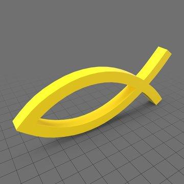 Ichthys symbol