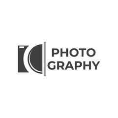 camera photography logo icon vector template - Vector. logo for photographer, business.