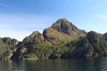 Küste von Alaska