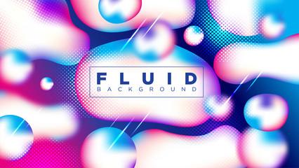 Abstract Liquid Background Design