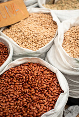 Dried beans for sale in bulk