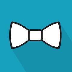 bow tie icon- vector illustration