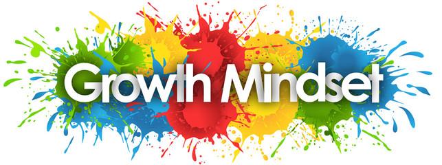Growth Mindset in splash's background