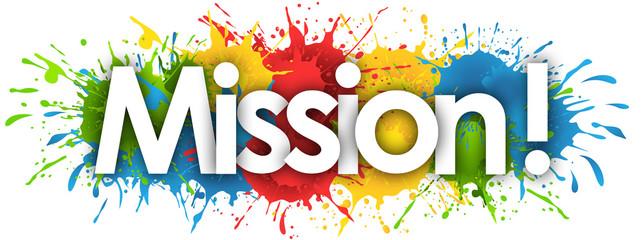 mission in splash's background