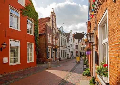 Leer Ostfriesland Altstadt Straße
