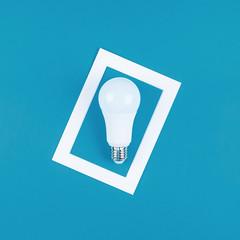 Energy saving and eco friendly LED light bulb