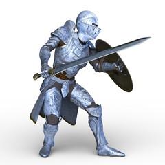 甲冑の戦士
